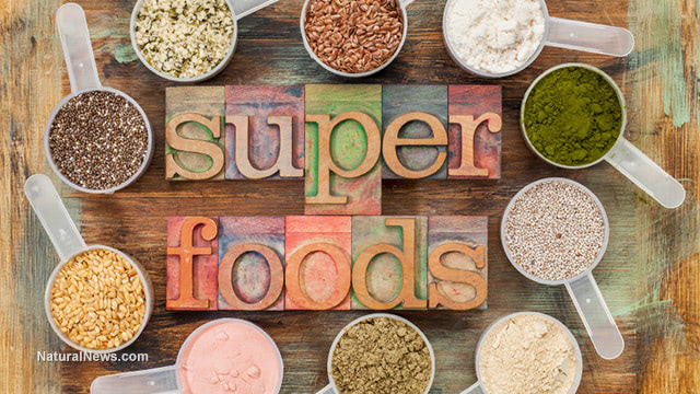 Three superfoods that deliver unbelievable nutrition