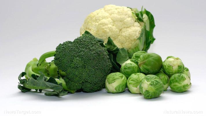 Sulforaphane from broccoli and cruciferous vegetables selectively destroys cancer cells