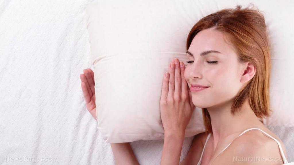 Natural Sleep Aids: Enjoy a Good Night of Sleep