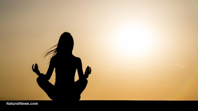 Get better quality sleep with daily yoga and meditation