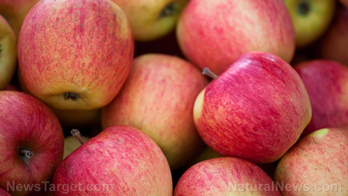 Stop prostate cancer dead in its tracks by eating apples and grapes, reveals new research