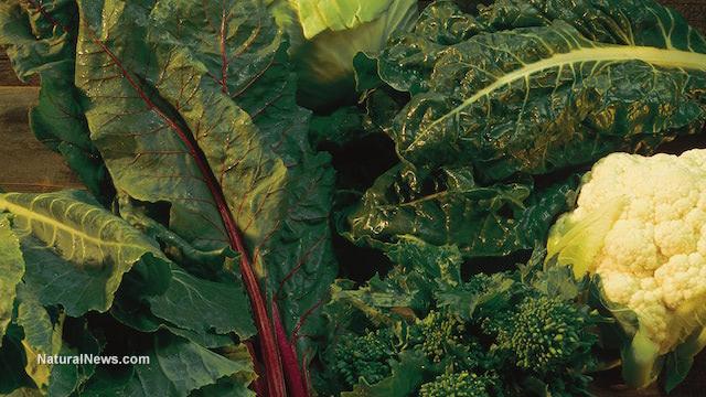 Collard greens: the new kale?