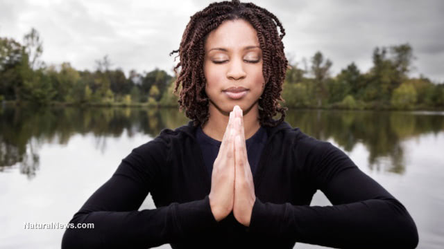 Yoga helps calm generalized anxiety disorder