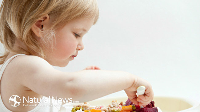 The Top 10 Toxins that are Poisoning Your Kids