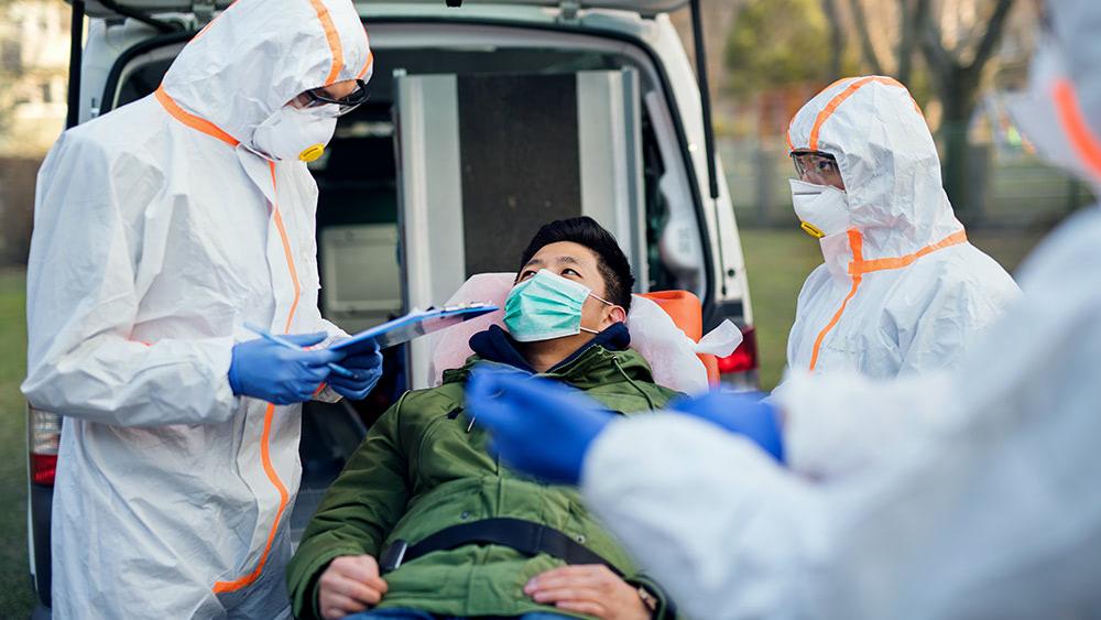 "Coronavirus a ""perfect KILLING machine"" for the elderly"