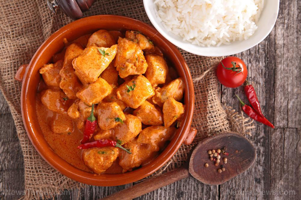 Ancient curry spice boosts innate immune response to fight infection and chronic disease