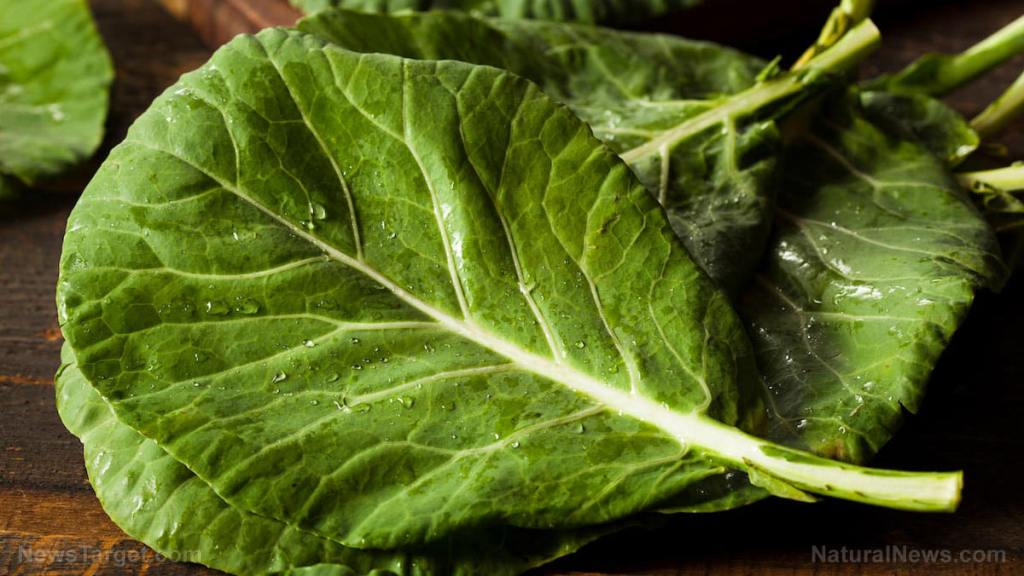 From reduced glaucoma risk to better skin, here are 8 reasons to eat collard greens