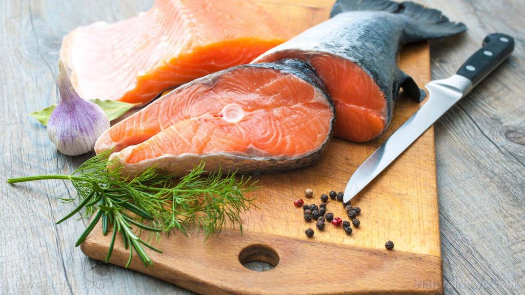 Atlantic salmon found to decrease cardiovascular risk