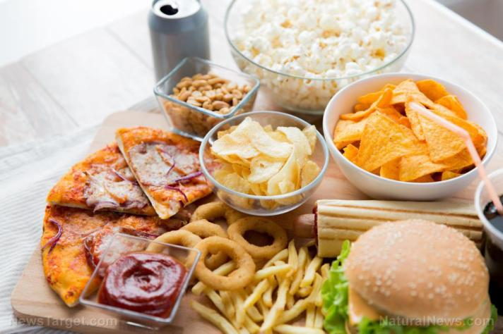 Consequences of the American Processed Foods Diet