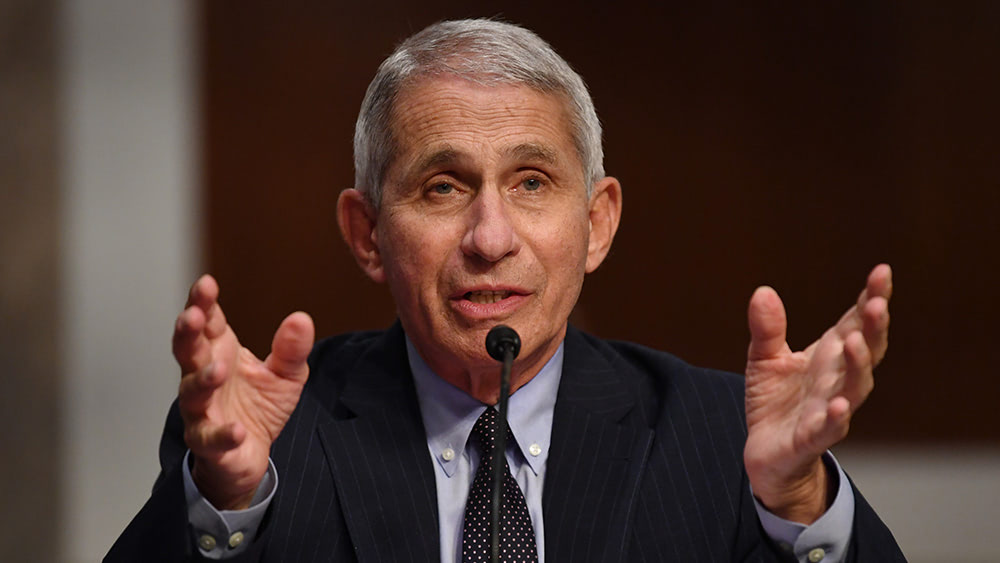 Fauci admits vitamins C, D minimize risk of COVID-19 infection