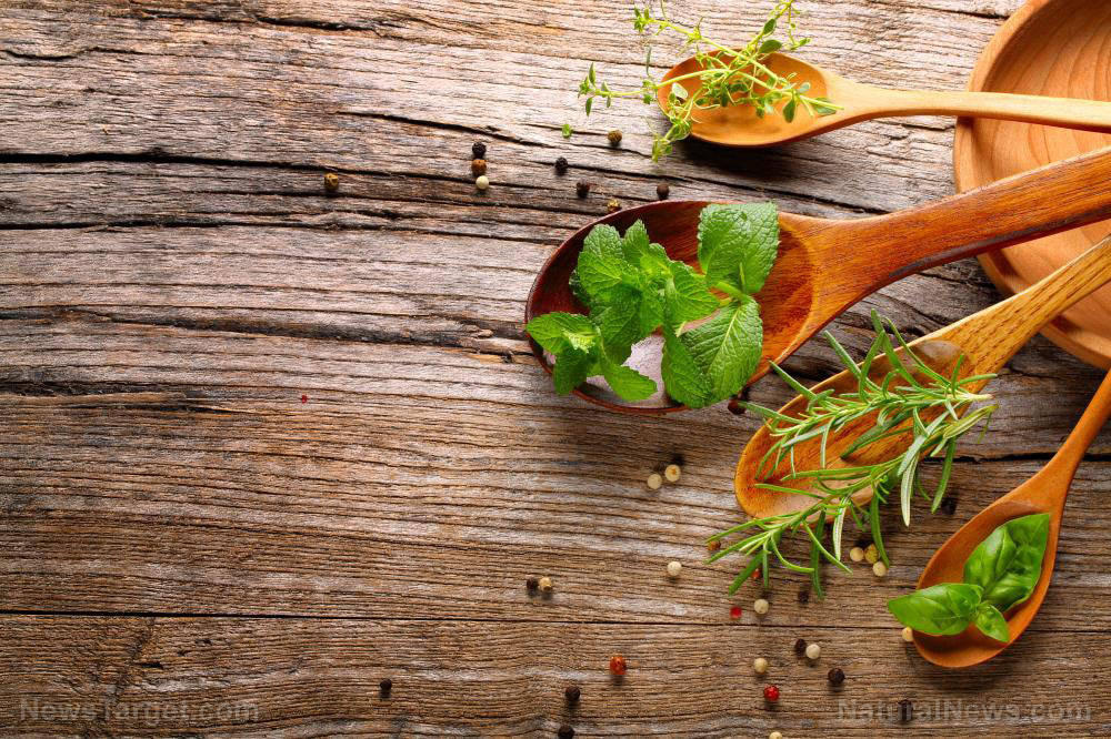 Boost flavor and health benefits by adding herbs and spices to your meals
