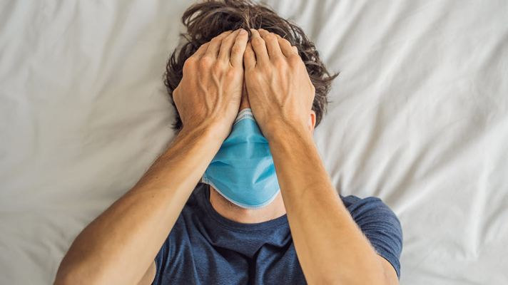 Asymptomatic Covid-19 spread isn't real, so why are people still wearing a mask?