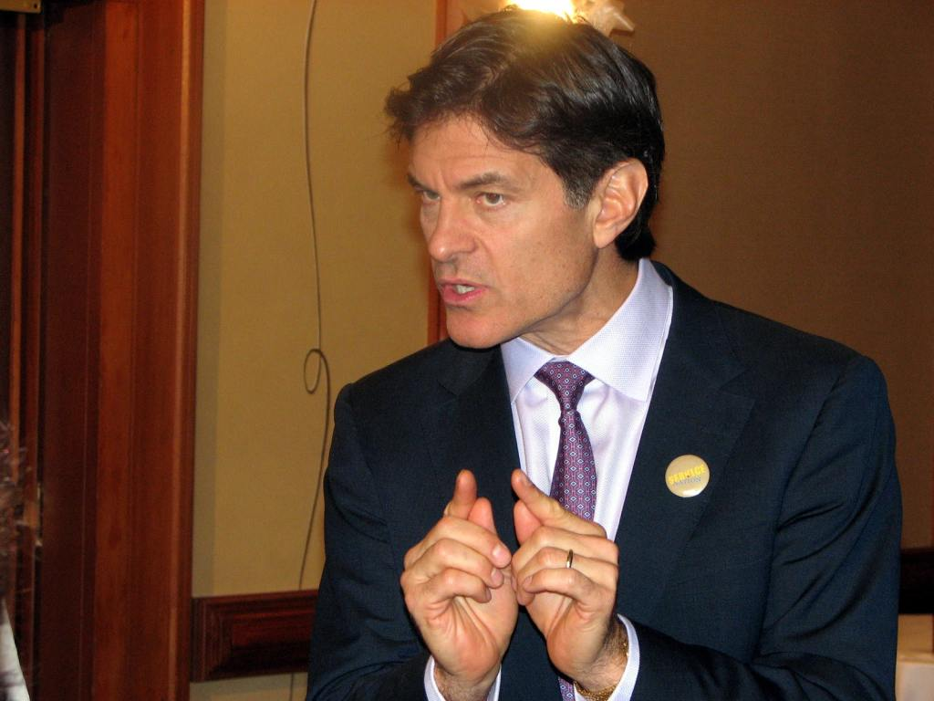 Dr. Oz says NO ONE needs to be tested unless they show symptoms, even as asymptomatic people spread the pandemic without even knowing it