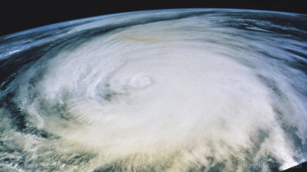 Weird Nature and stormquakes: Hurricanes or strong storms can trigger seismic events in nearby oceans, report scientists
