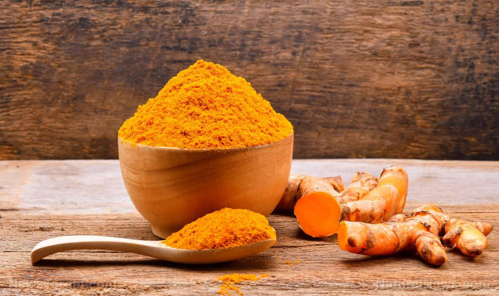 Stop cancer cells dead in their tracks with turmeric