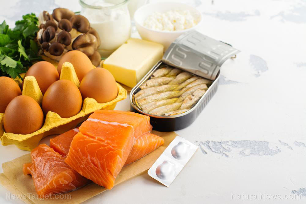 Fat-soluble vitamins: What are the best dietary sources of vitamins A, D, E and K?