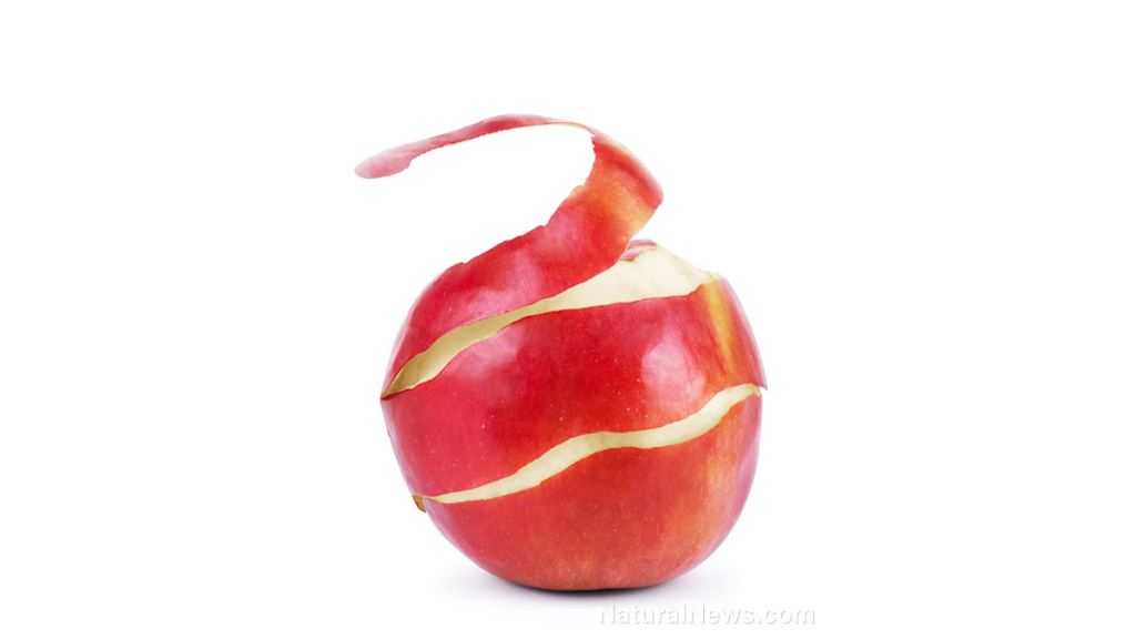 Food nutrients in apples and grapes found to halt the systemic inflammation that causes cancer