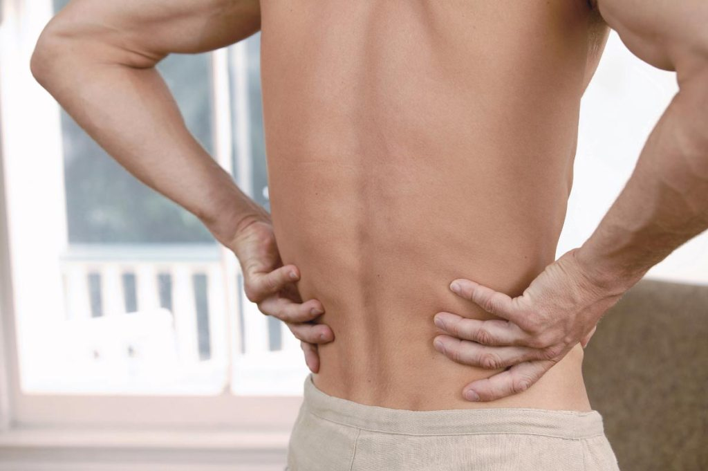 Yikes! What causes back pain when you bend over?