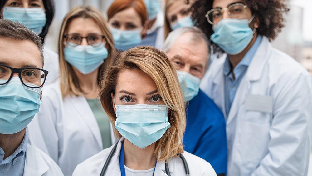 Hospital nurses in New York strike over inadequate staffing amid coronavirus