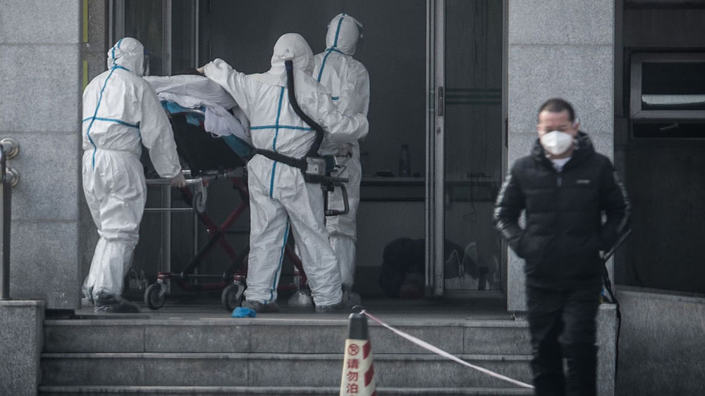Wuhan medics say they knew about coronavirus deaths as early as December 2019