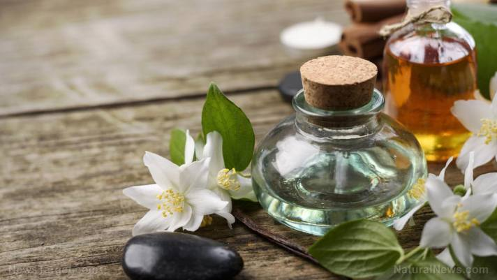 The healing properties of essential oils