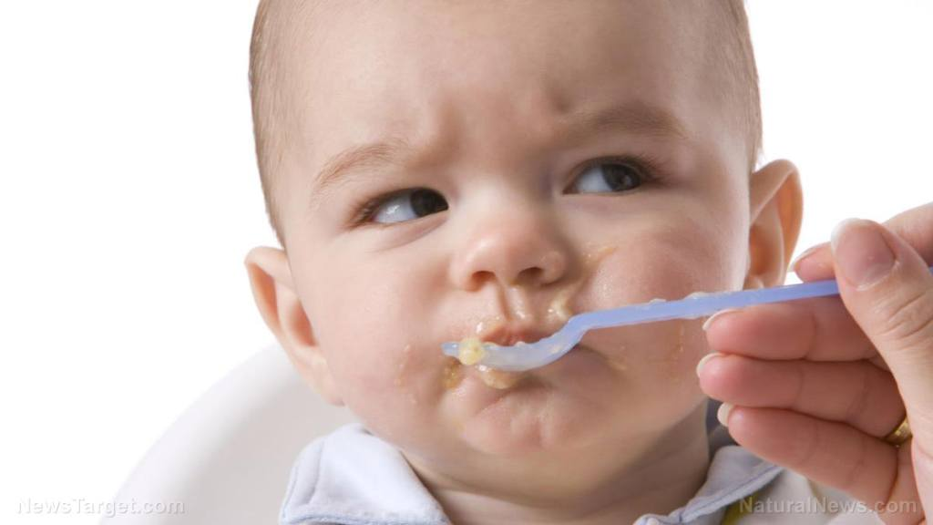 Report: Toxic heavy metals found in some baby food