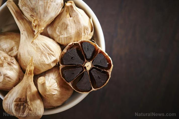 Aged garlic is incredibly good for your heart