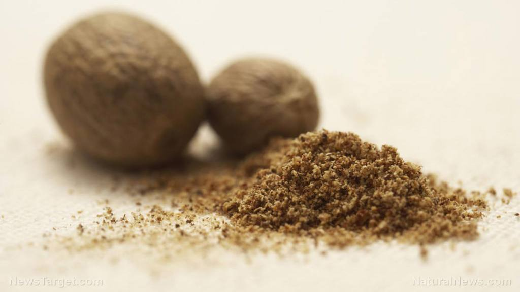 Lost your appetite? Experts say nutmeg oil can bring it back