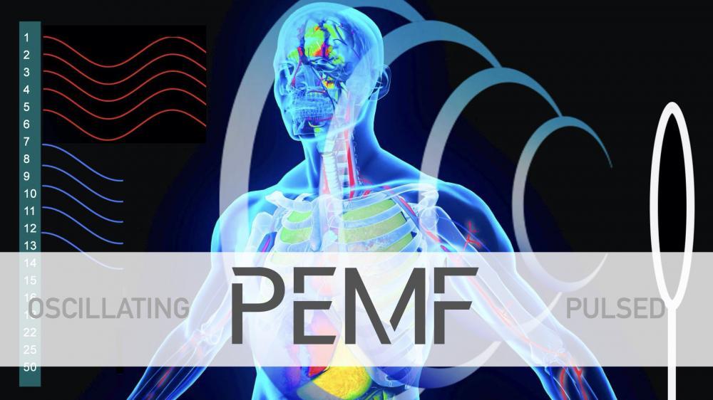 Oscillating PEMF pulsed