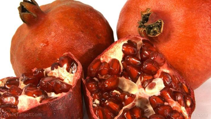 Pomegranates may prevent estrogen-driven breast cancer
