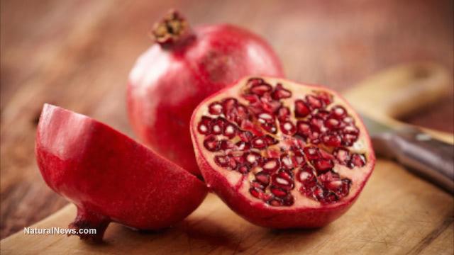 Studies show that pomegranates provide many health benefits