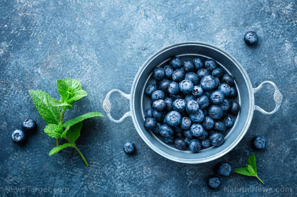 Blueberries offer a variety of health benefits — add heart-healthy to the list