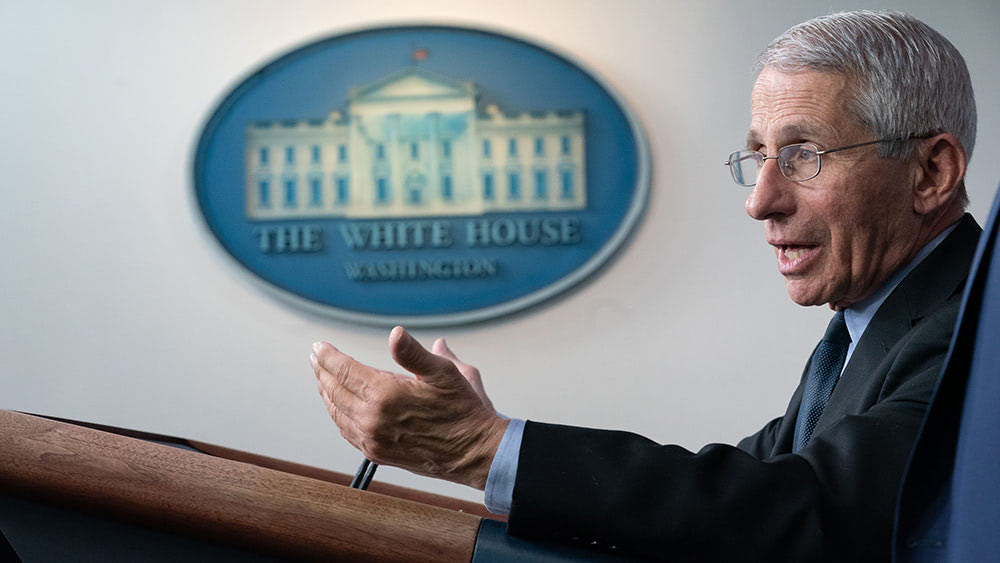 It's now clear that Fauci is trying to DEPRIVE America of a coronavirus cure