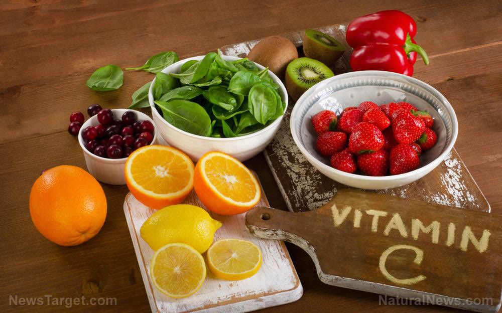 Study reveals vitamin C is key to preventing stroke and promoting heart health