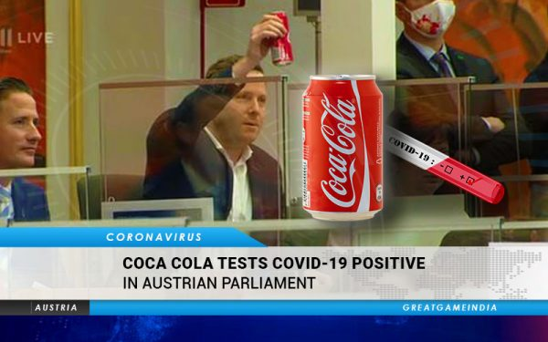Coca Cola Test Covid-19 Positive