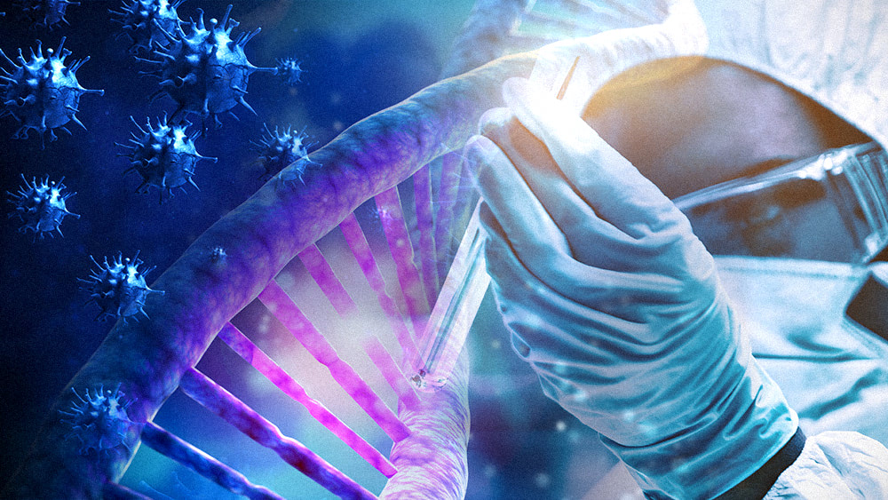 IT'S A SCAM: Communist China is collecting American DNA through coronavirus testing