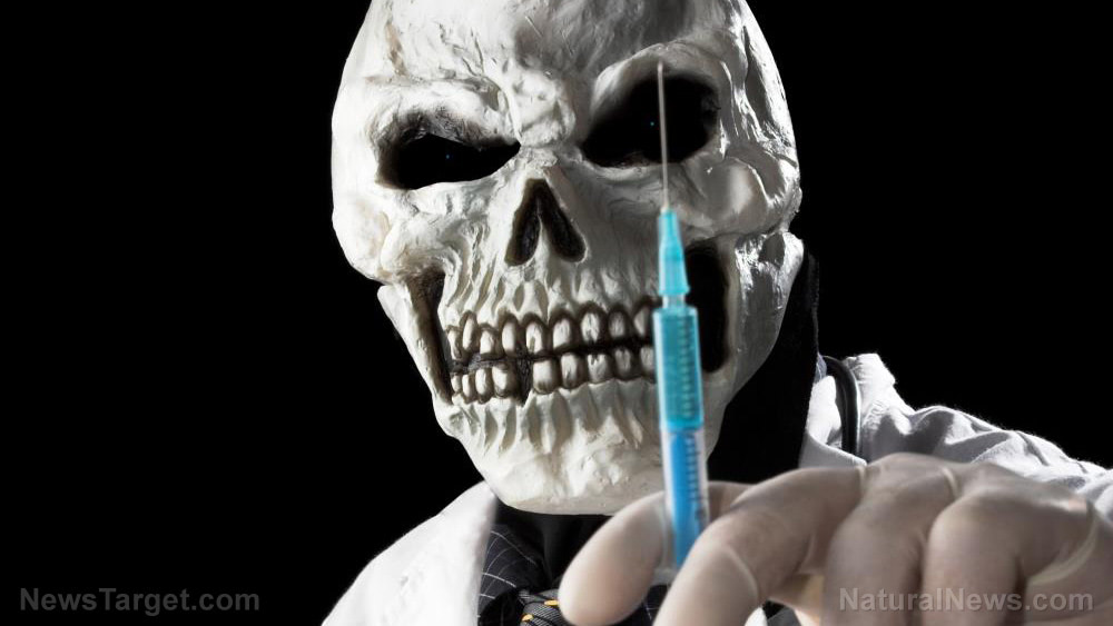 GMO Food and GMO Vaccines – Humans are becoming disease-manufacturing machines