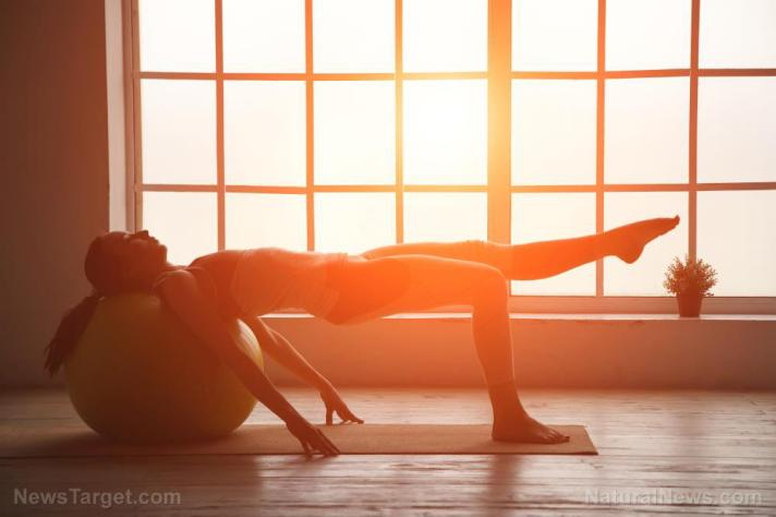 Yoga Takes Away Stress, Pounds, Toxins, Cholesterol and Cravings