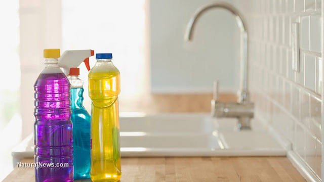 Chemicals used in common household disinfectants significantly impair reproductive health