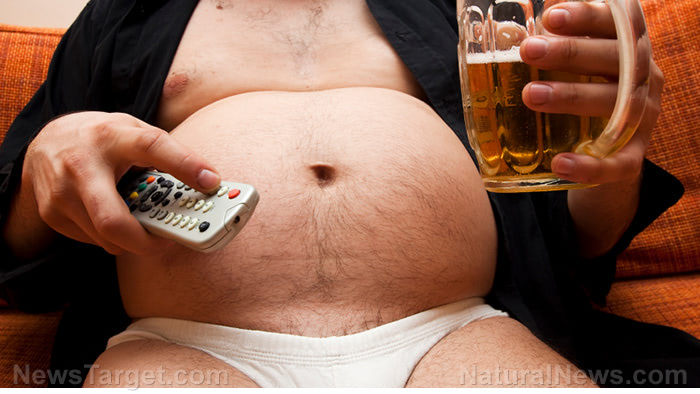 Obesity increases death risk from coronavirus, and Americans are FAT