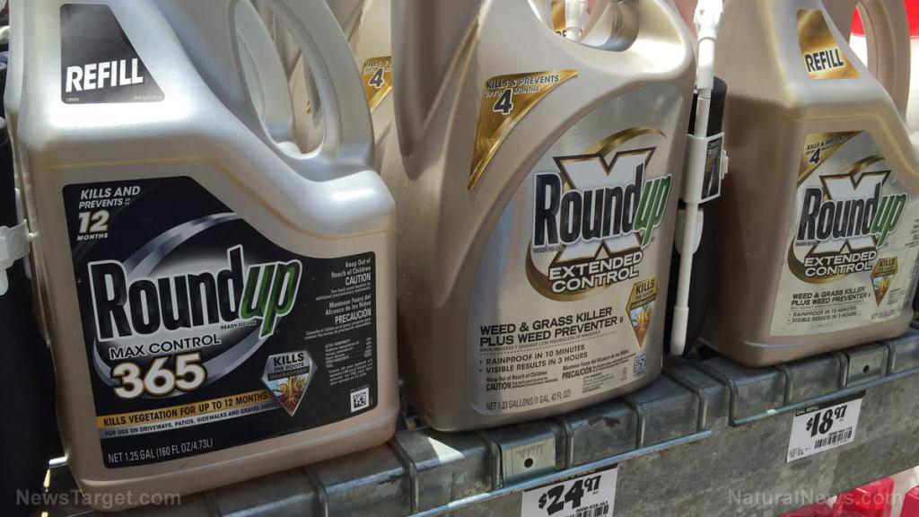 Roundup is endocrine-disrupting, cancer-causing toxin at parts per trillion levels; GM soybeans also linked to causing cancer