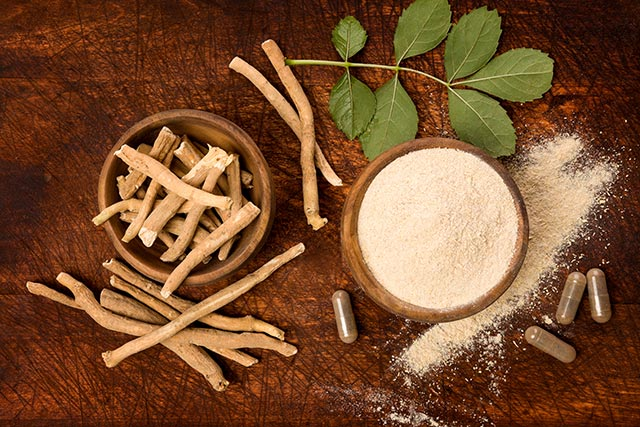 Research suggests that medicinal herbs green chiretta and ashwagandha are good sources of phytochemicals