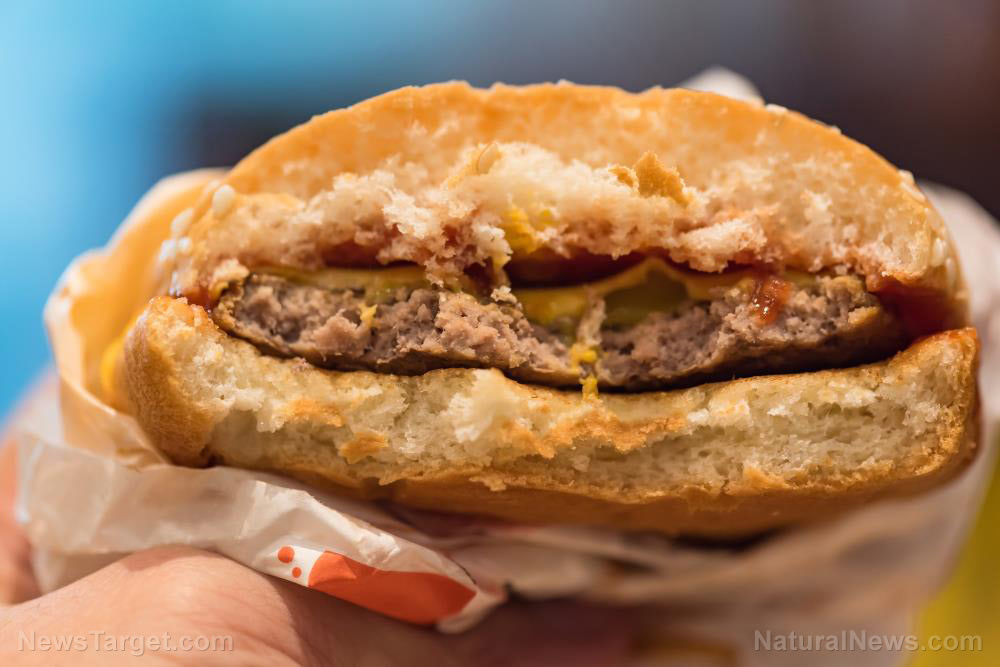 Fast food wrappers loaded with toxic, polluting chemicals