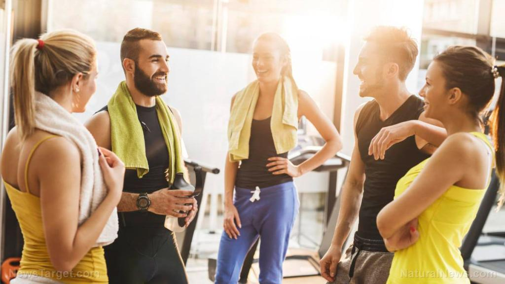 Coronavirus can easily spread at the gym: Exercise outdoors instead, advise experts