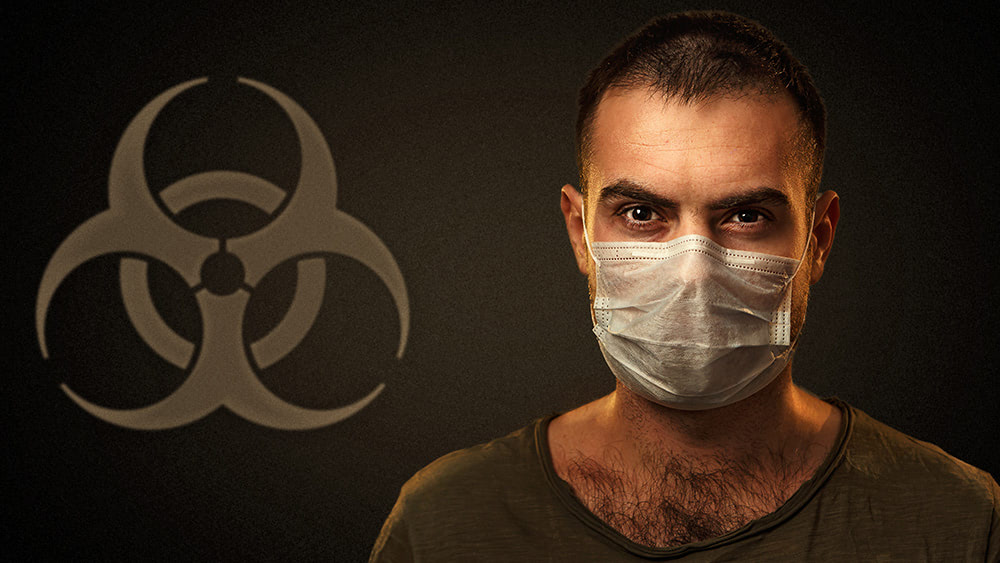 Face masks are laced with cancer-causing toxic chemicals