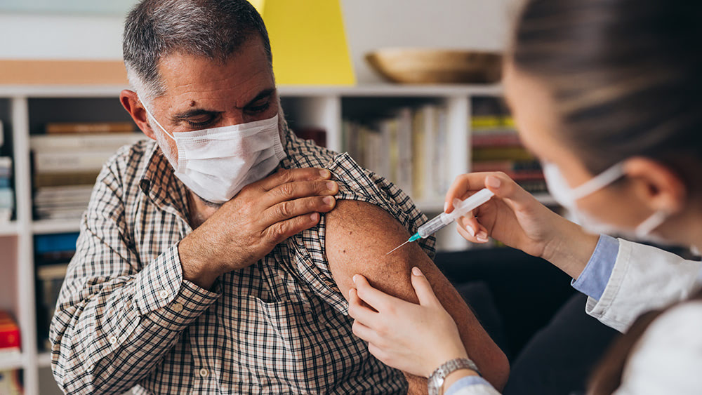 """At least 60 percent of all new Covid-19 """"cases"""" are occurring in people who were already vaccinated"""
