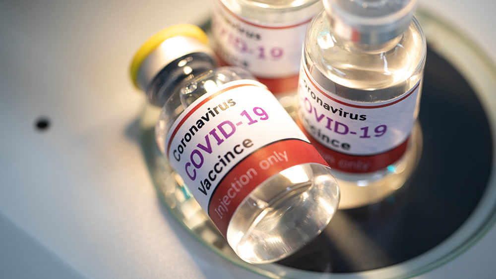 Coronavirus cases rise in states with high vaccination rates, proving yet again the vaccines don't work