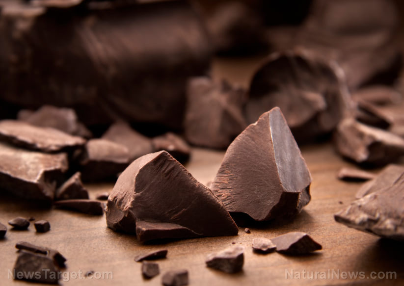 Eat more dark chocolate to resolve irregular heartbeats