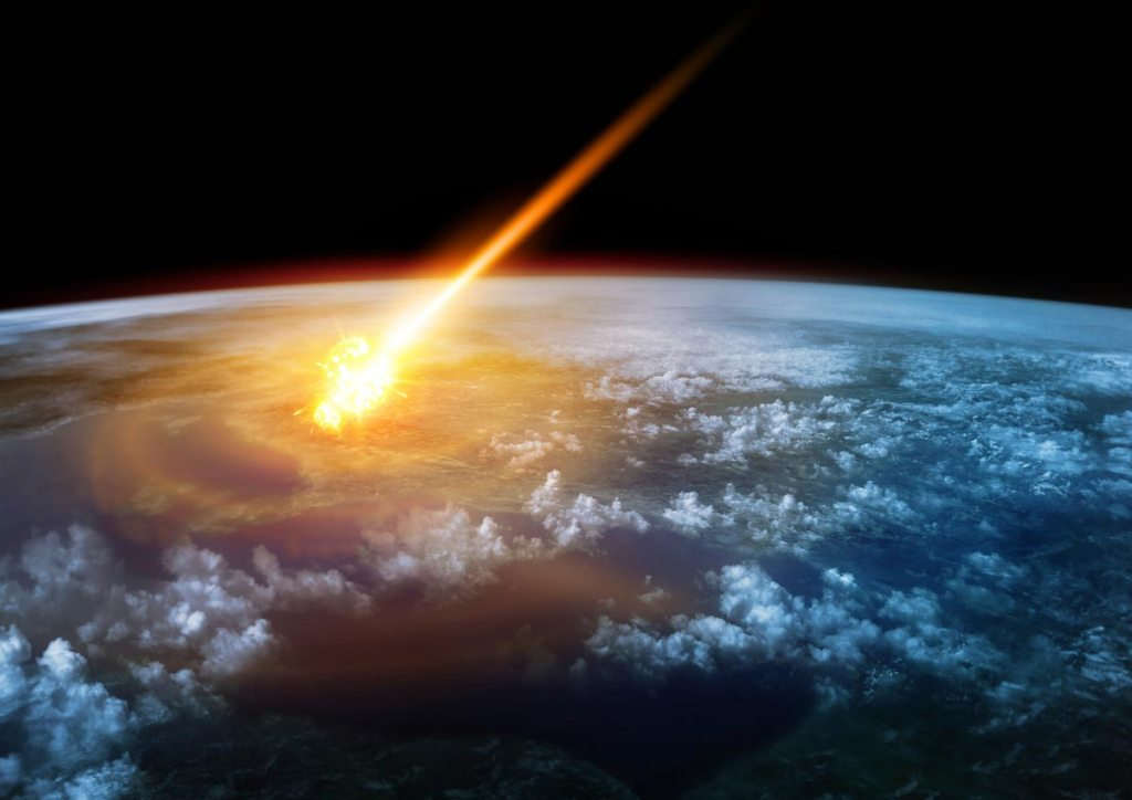 Meteorite in Michigan may hold clues to origin of life on Earth