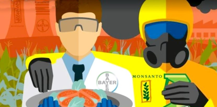 A match made in Hell: Monsanto-Bayer merger gets the green light… farmers are worried, as they should be